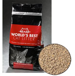 World's Best Cat Litter Multiple Cat Clumping Formula-01